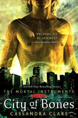 City of Bones : (The Mortal Instruments, #1)